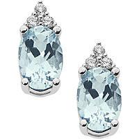 boucles d'oreille femme bijoux Comete Fantasia Di Acquamarina ORQ 227