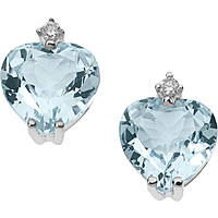 boucles d'oreille femme bijoux Comete Fantasia Di Topazio ORB 844
