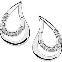boucles d'oreille femme bijoux Comete Fantasie di diamanti ORB 735