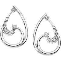 boucles d'oreille femme bijoux Comete Fantasie di diamanti ORB 850