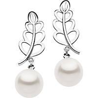boucles d'oreille femme bijoux Comete Fantasie di perle ORP 598