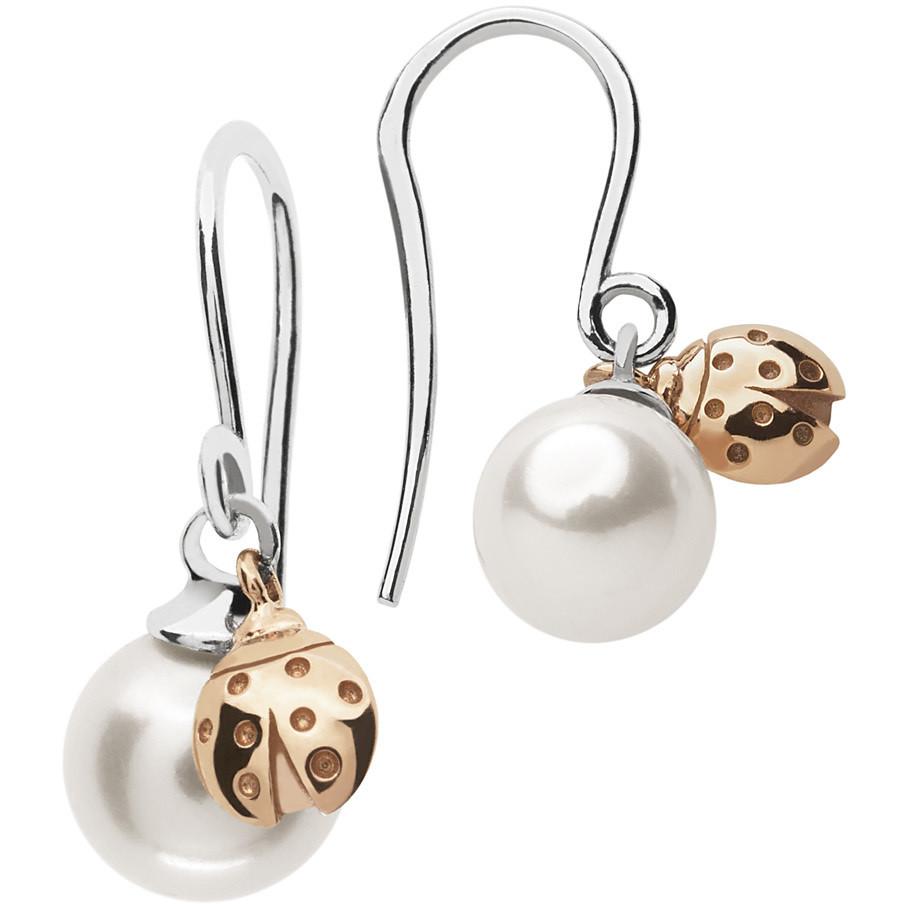boucles d'oreille femme bijoux Comete Fantasie di perle ORP 602