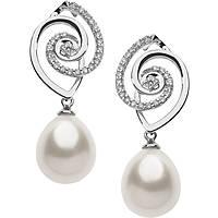 boucles d'oreille femme bijoux Comete Fantasie di perle ORP 668