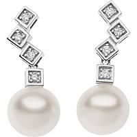 boucles d'oreille femme bijoux Comete Fantasie di perle ORP 675