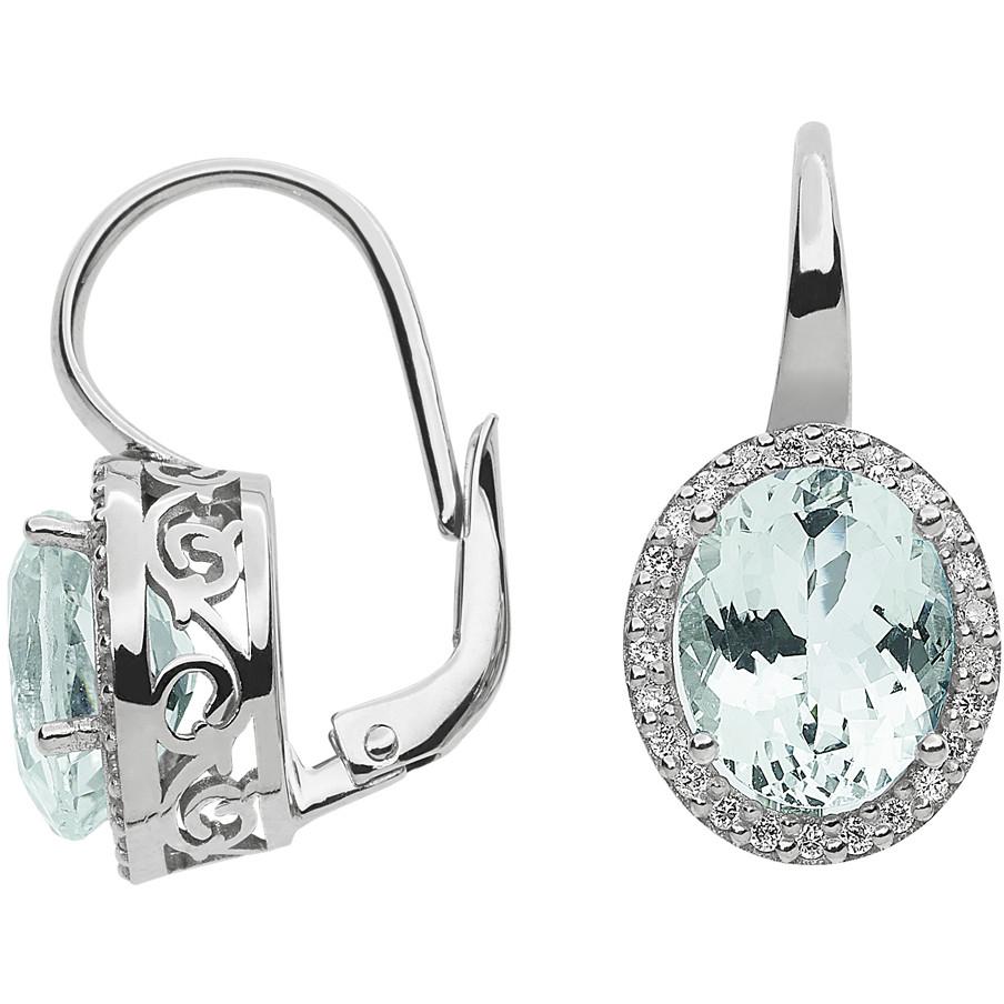 boucles d'oreille femme bijoux Comete Fantasie di perle ORQ 218