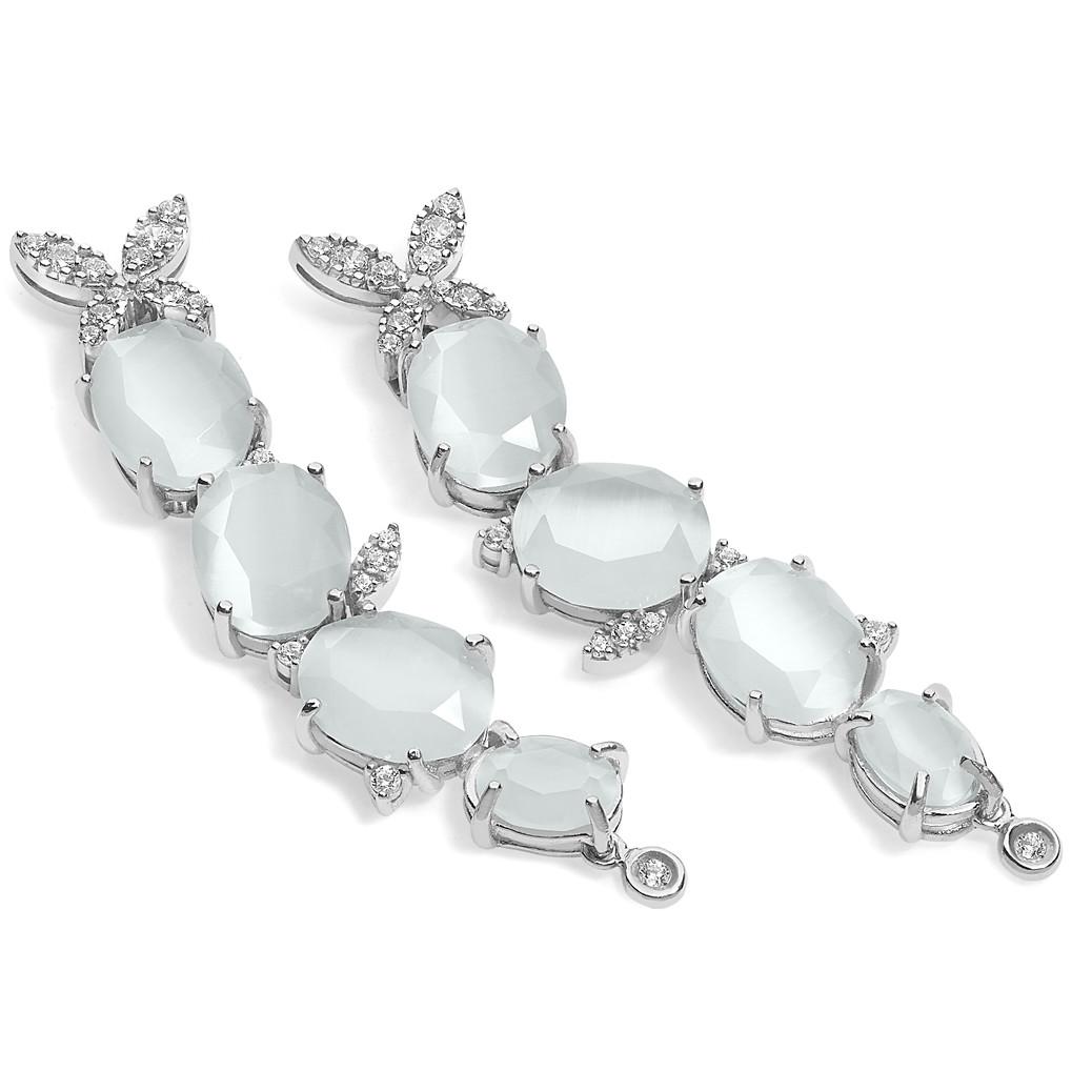 boucles d'oreille femme bijoux Comete Farfalle ORA 109