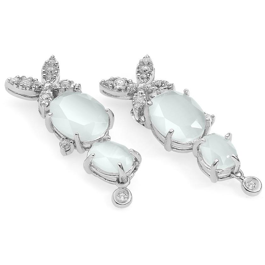 boucles d'oreille femme bijoux Comete Farfalle ORA 110