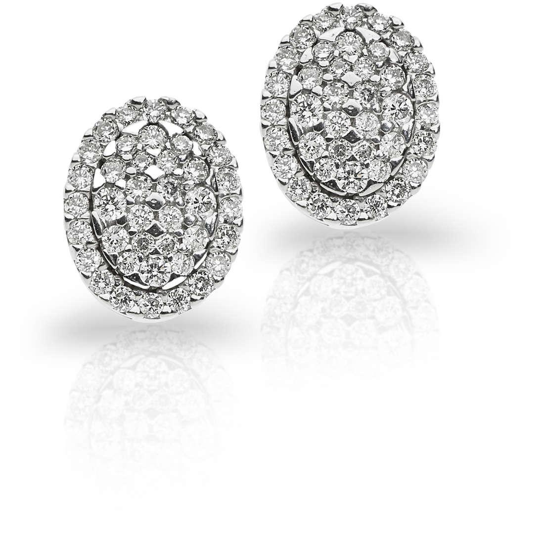boucles d'oreille femme bijoux Comete Fenice ORB 752