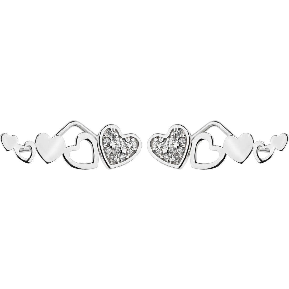 boucles d'oreille femme bijoux Comete Happy ORB 731