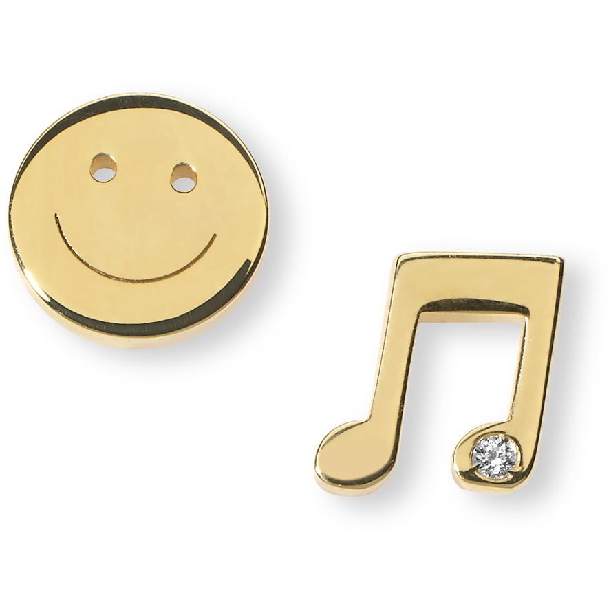 boucles d'oreille femme bijoux Comete Love Tag ORA 113