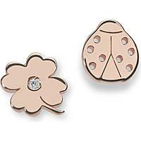 boucles d'oreille femme bijoux Comete Love Tag ORA 115