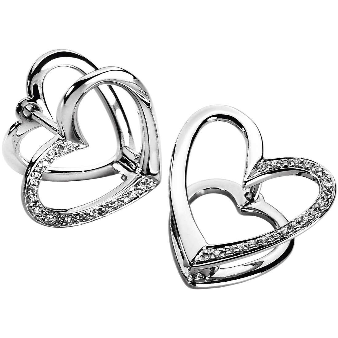 boucles d'oreille femme bijoux Comete ORB 275