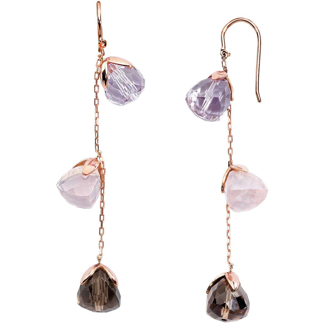 boucles d'oreille femme bijoux Comete ORB 387