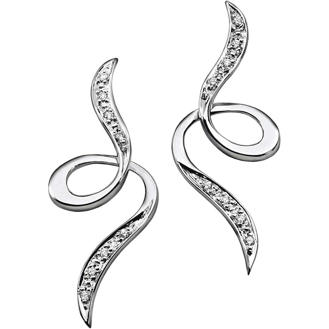 boucles d'oreille femme bijoux Comete ORB 458