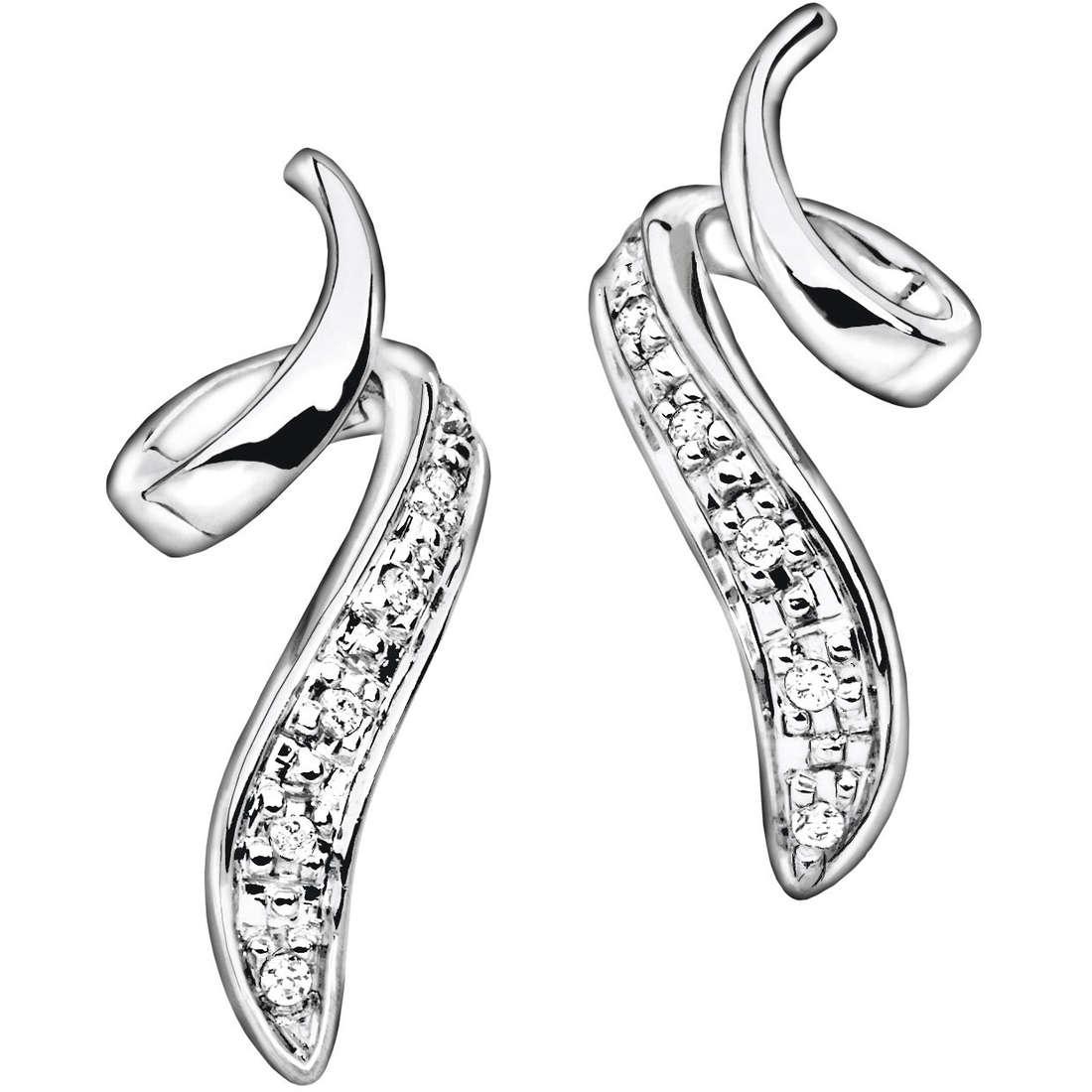 boucles d'oreille femme bijoux Comete ORB 471