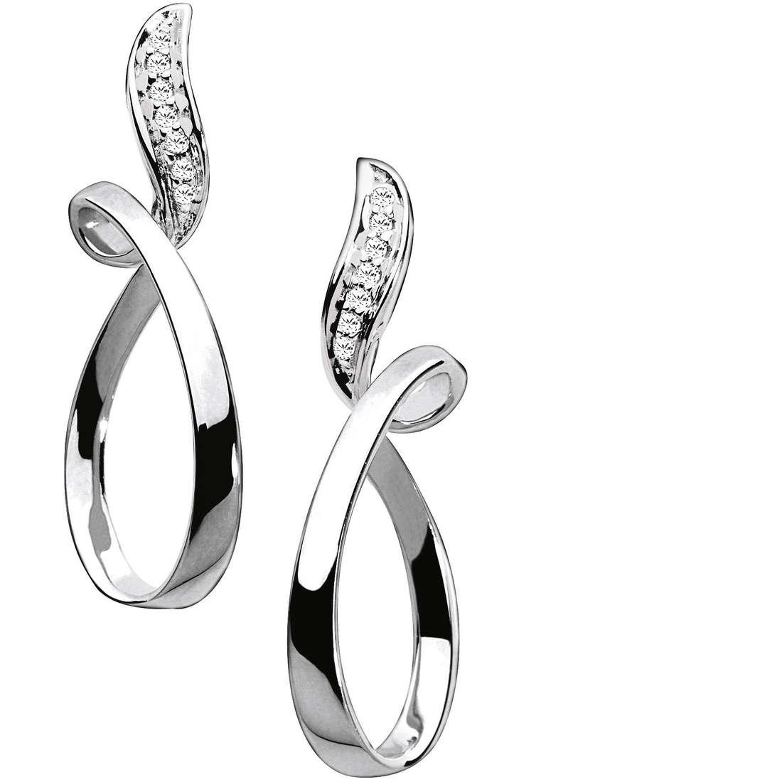boucles d'oreille femme bijoux Comete ORB 558