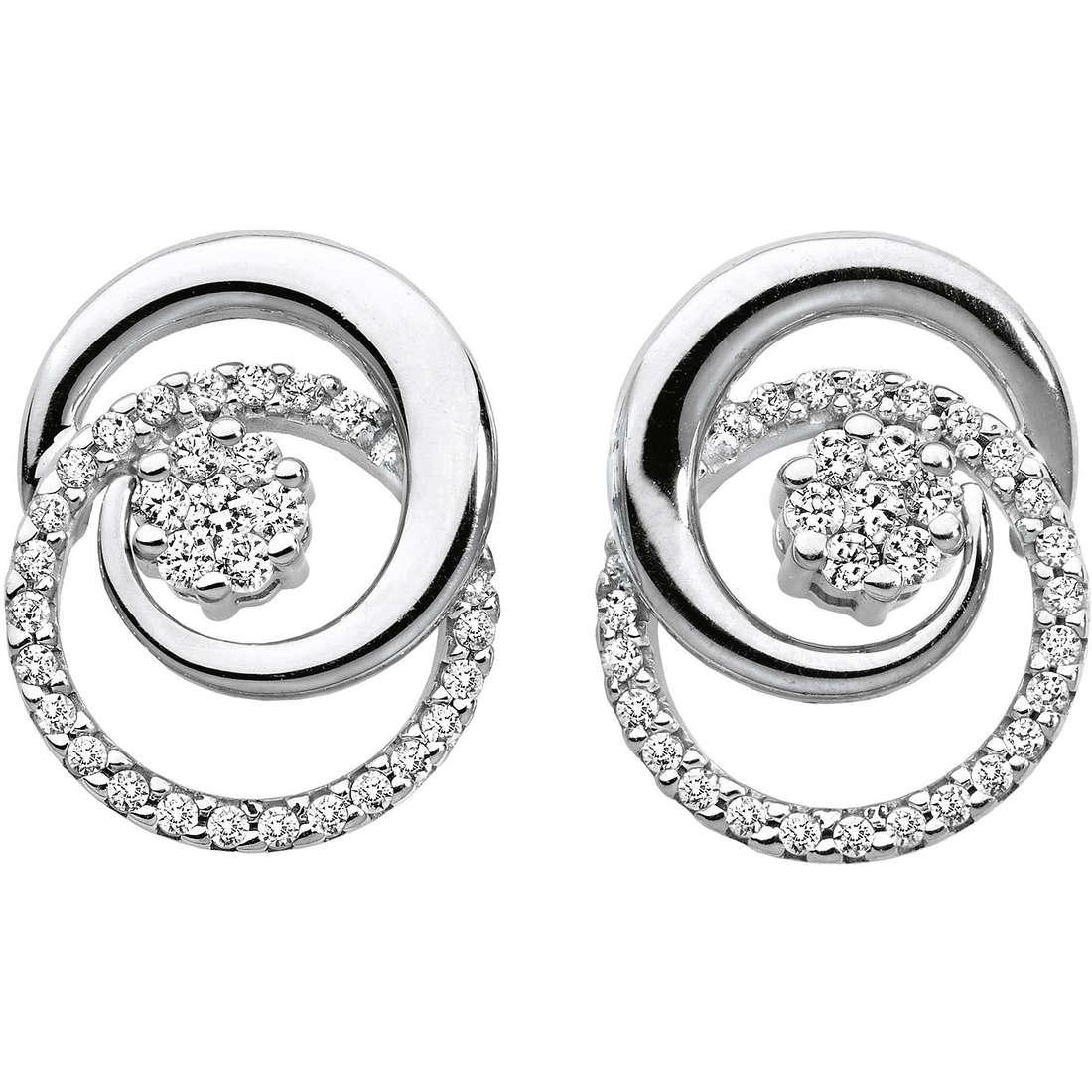 boucles d'oreille femme bijoux Comete ORB 591