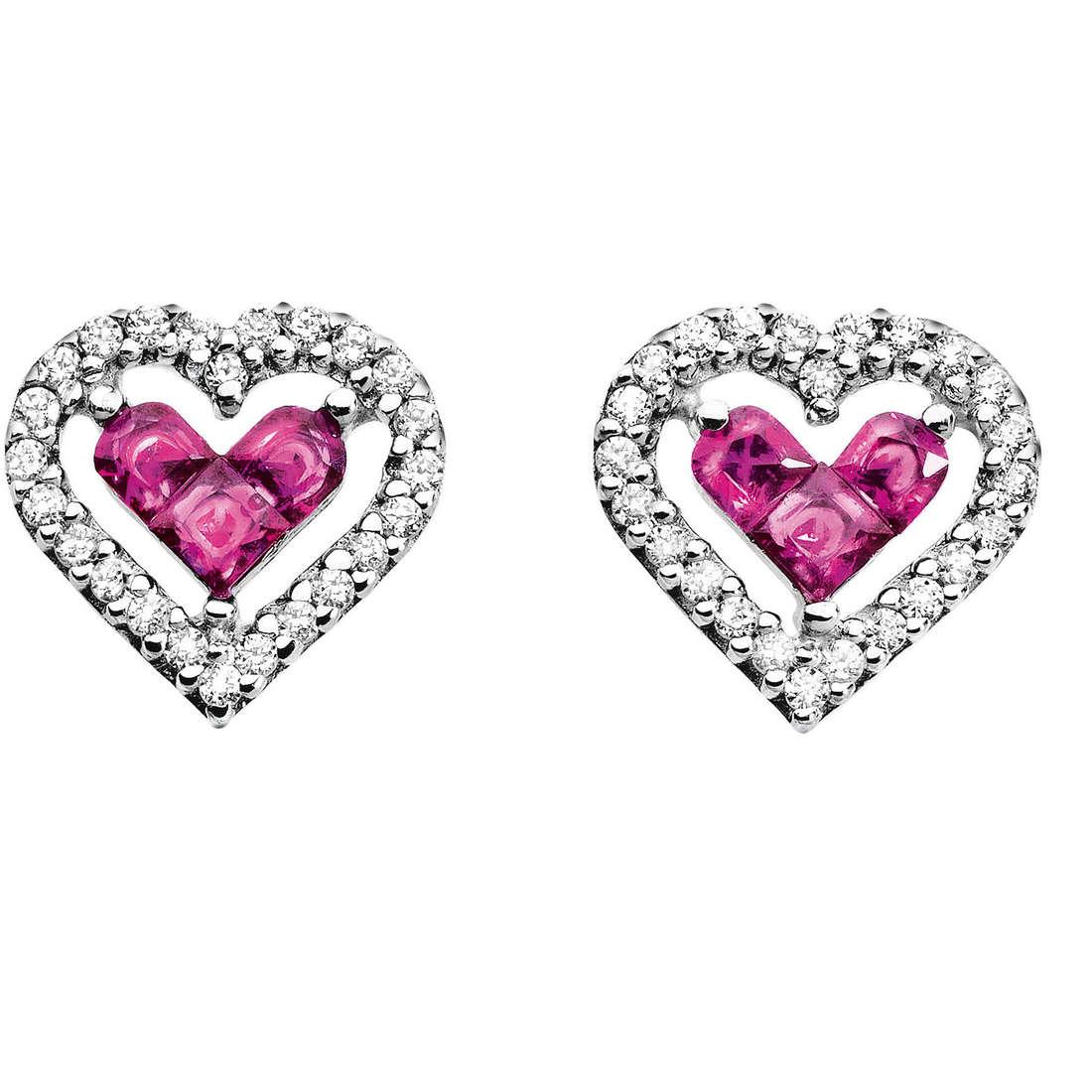 boucles d'oreille femme bijoux Comete ORB 592
