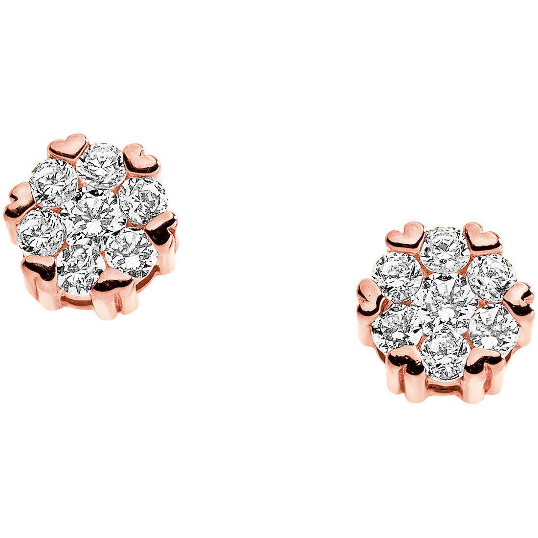 boucles d'oreille femme bijoux Comete ORB 596