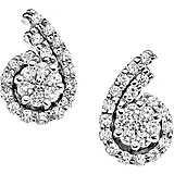 boucles d'oreille femme bijoux Comete ORB 622