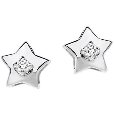 boucles d'oreille femme bijoux Comete ORB 653