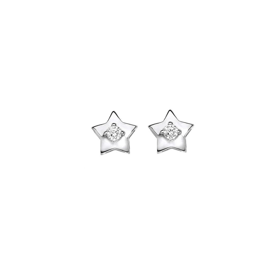 boucles d'oreille femme bijoux Comete ORB 654