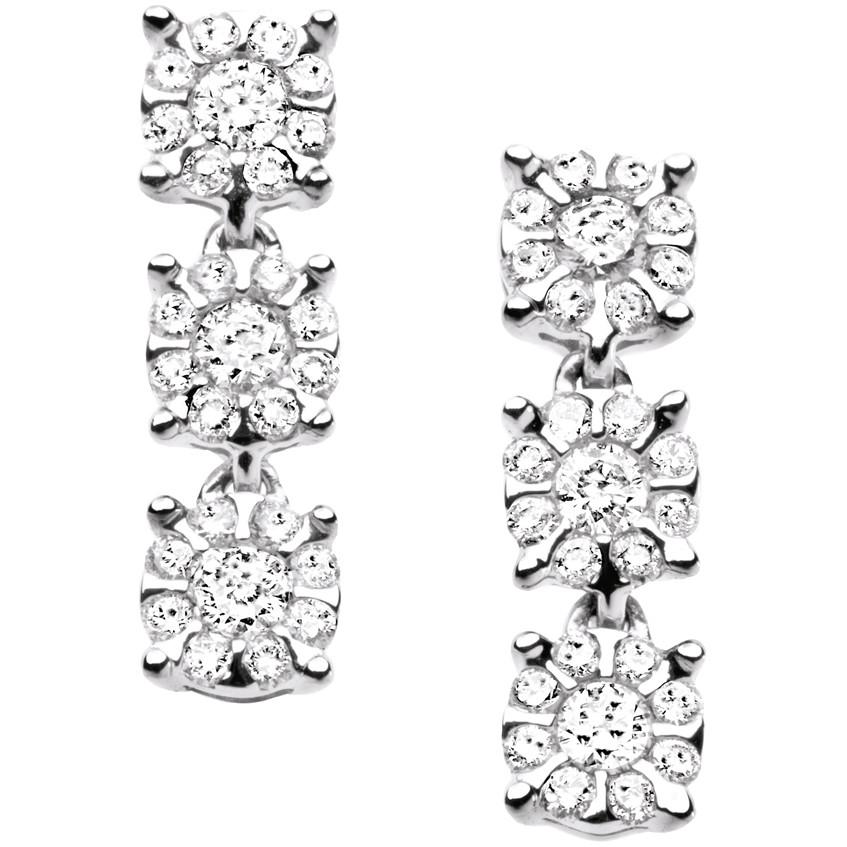 boucles d'oreille femme bijoux Comete ORB 673