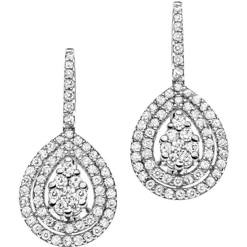 boucles d'oreille femme bijoux Comete ORB 675