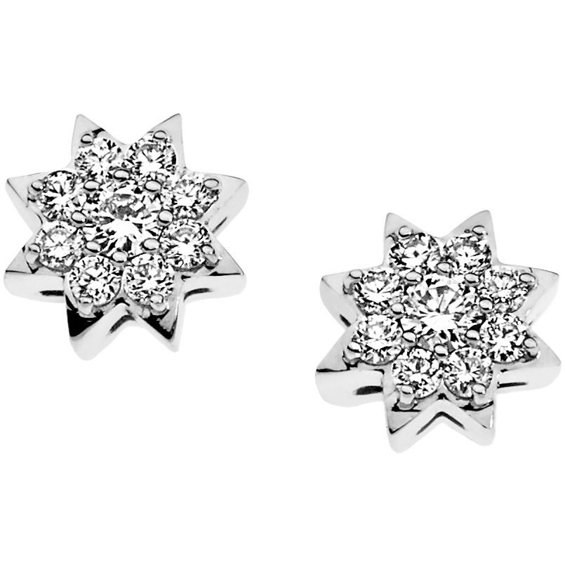 boucles d'oreille femme bijoux Comete ORB 693