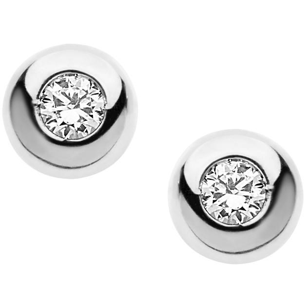 boucles d'oreille femme bijoux Comete ORB 704