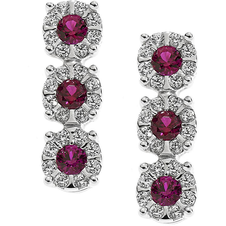 boucles d'oreille femme bijoux Comete ORB 716