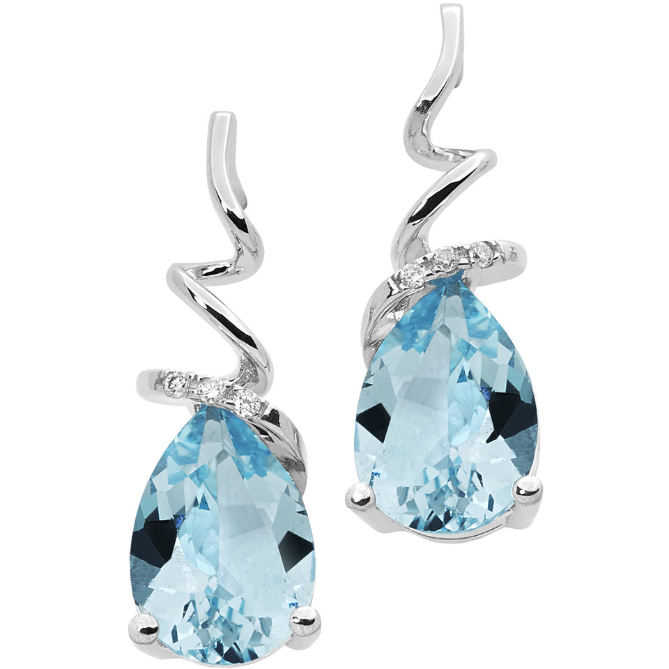 boucles d'oreille femme bijoux Comete ORB 765