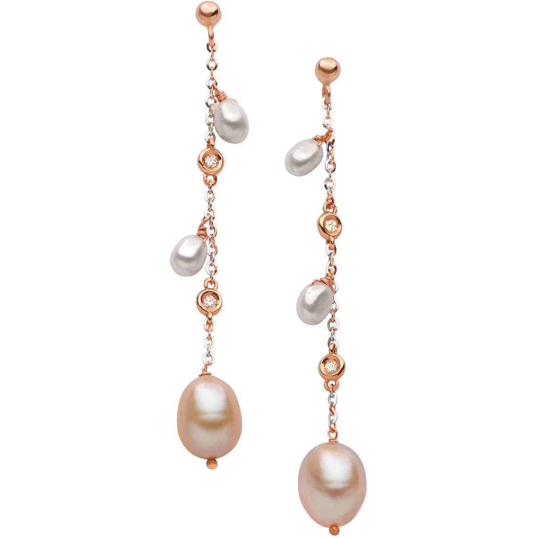 boucles d'oreille femme bijoux Comete ORP 442