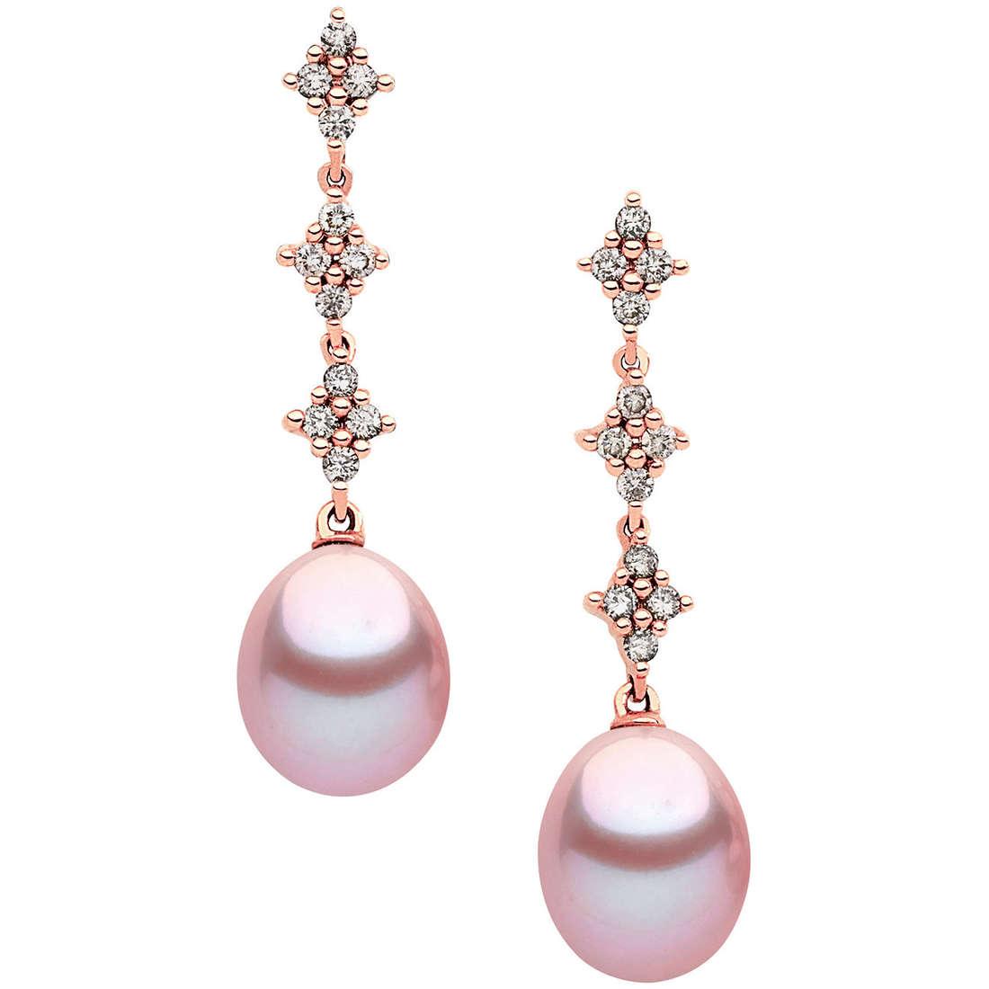 boucles d'oreille femme bijoux Comete ORP 455