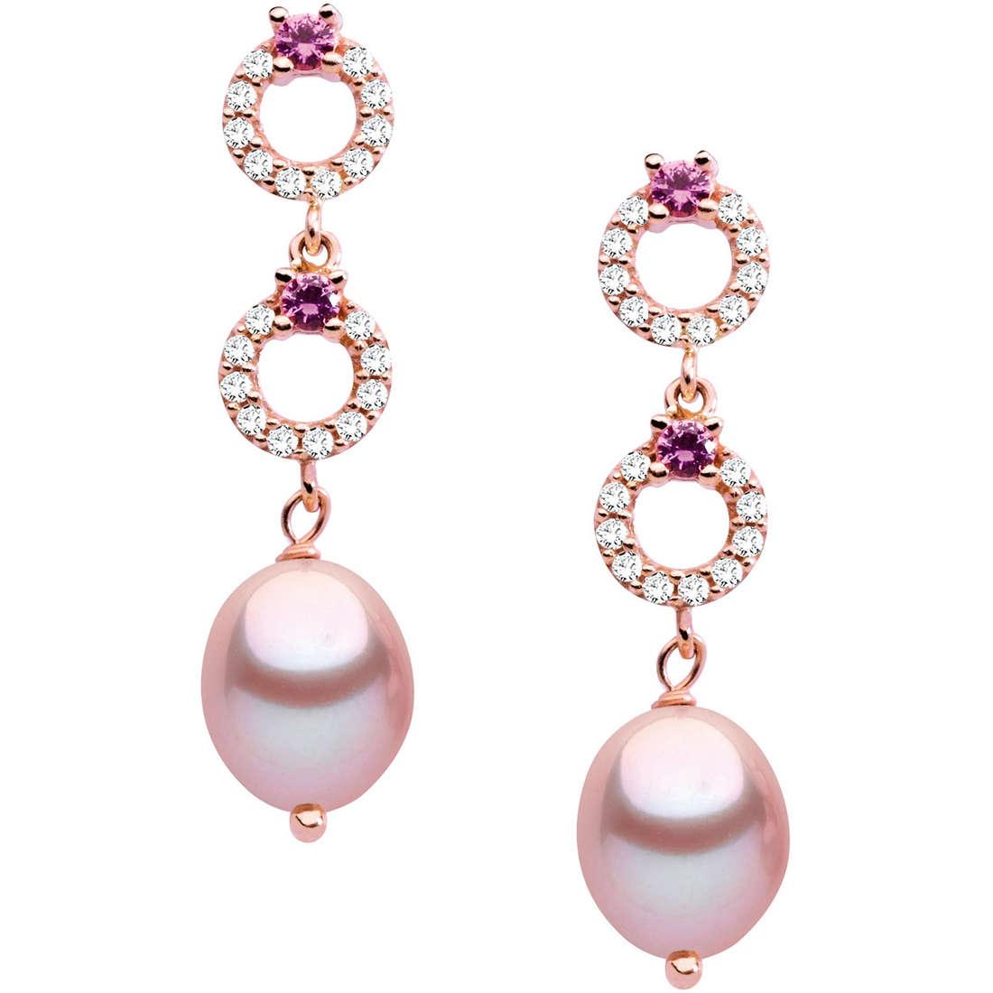 boucles d'oreille femme bijoux Comete ORP 464