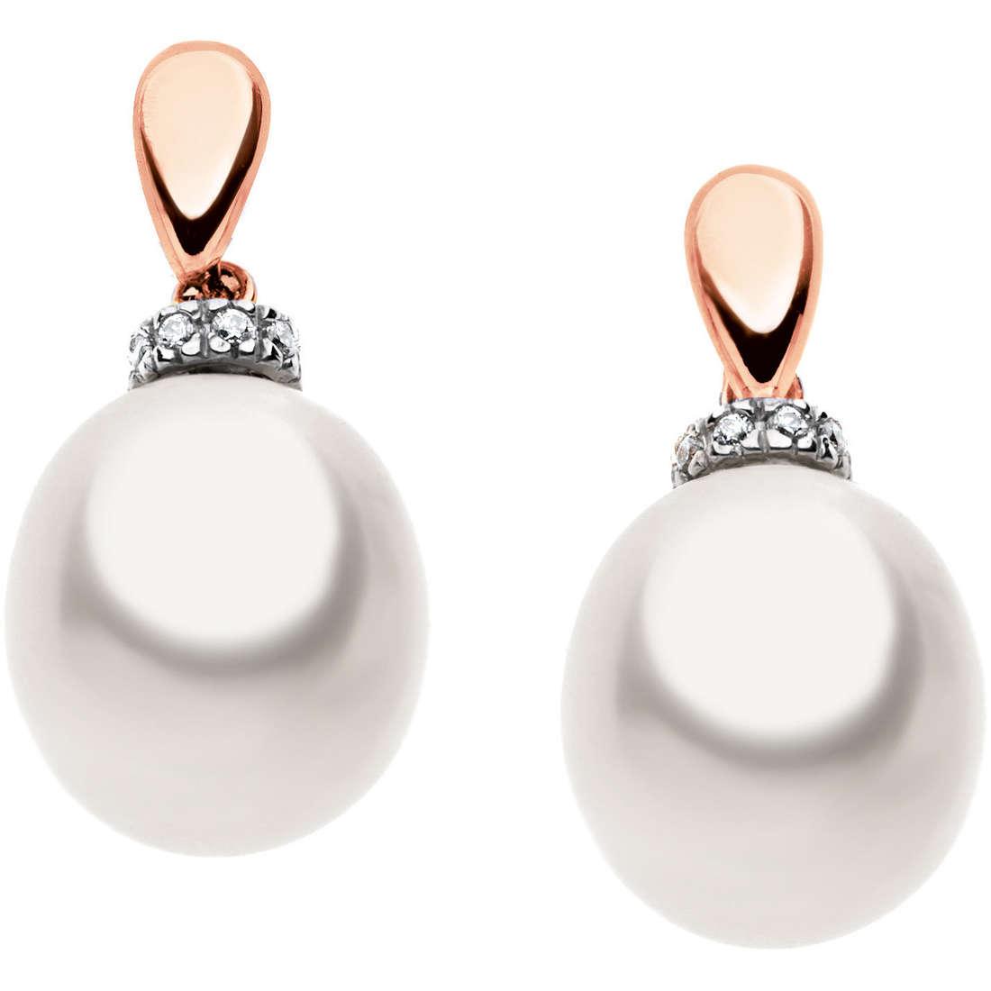 boucles d'oreille femme bijoux Comete ORP 489