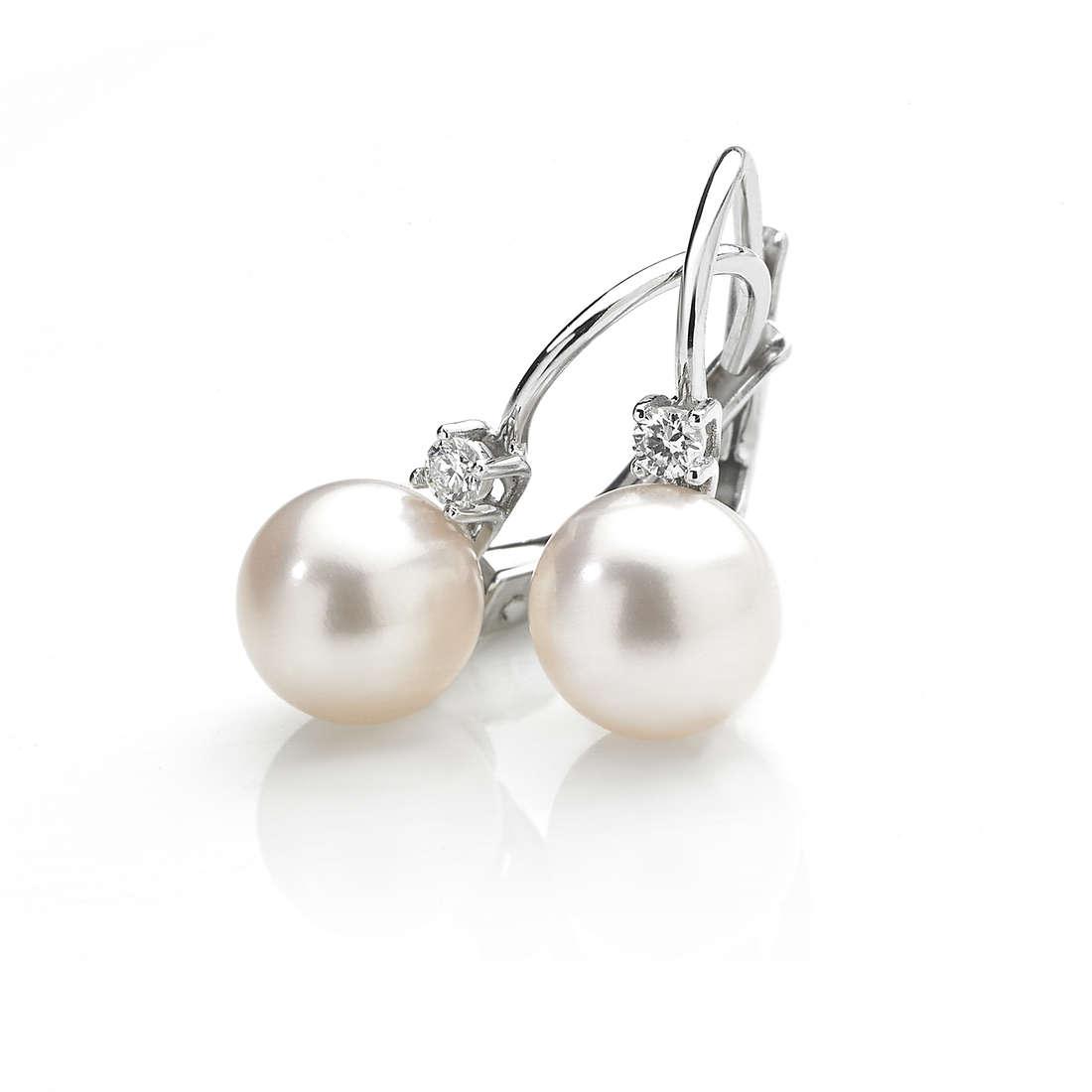 boucles d'oreille femme bijoux Comete ORP 566