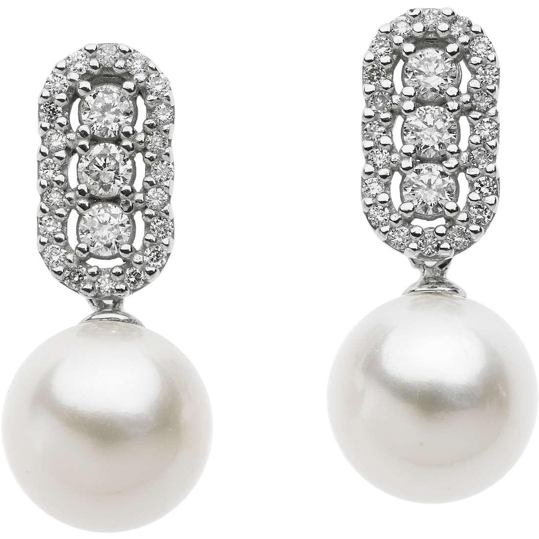 boucles d'oreille femme bijoux Comete ORP 582