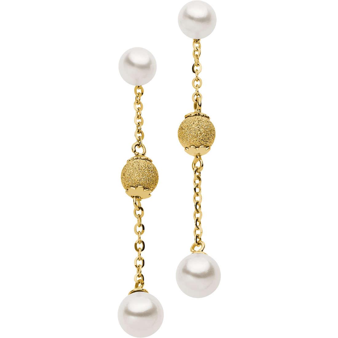 boucles d'oreille femme bijoux Comete ORP 606 G
