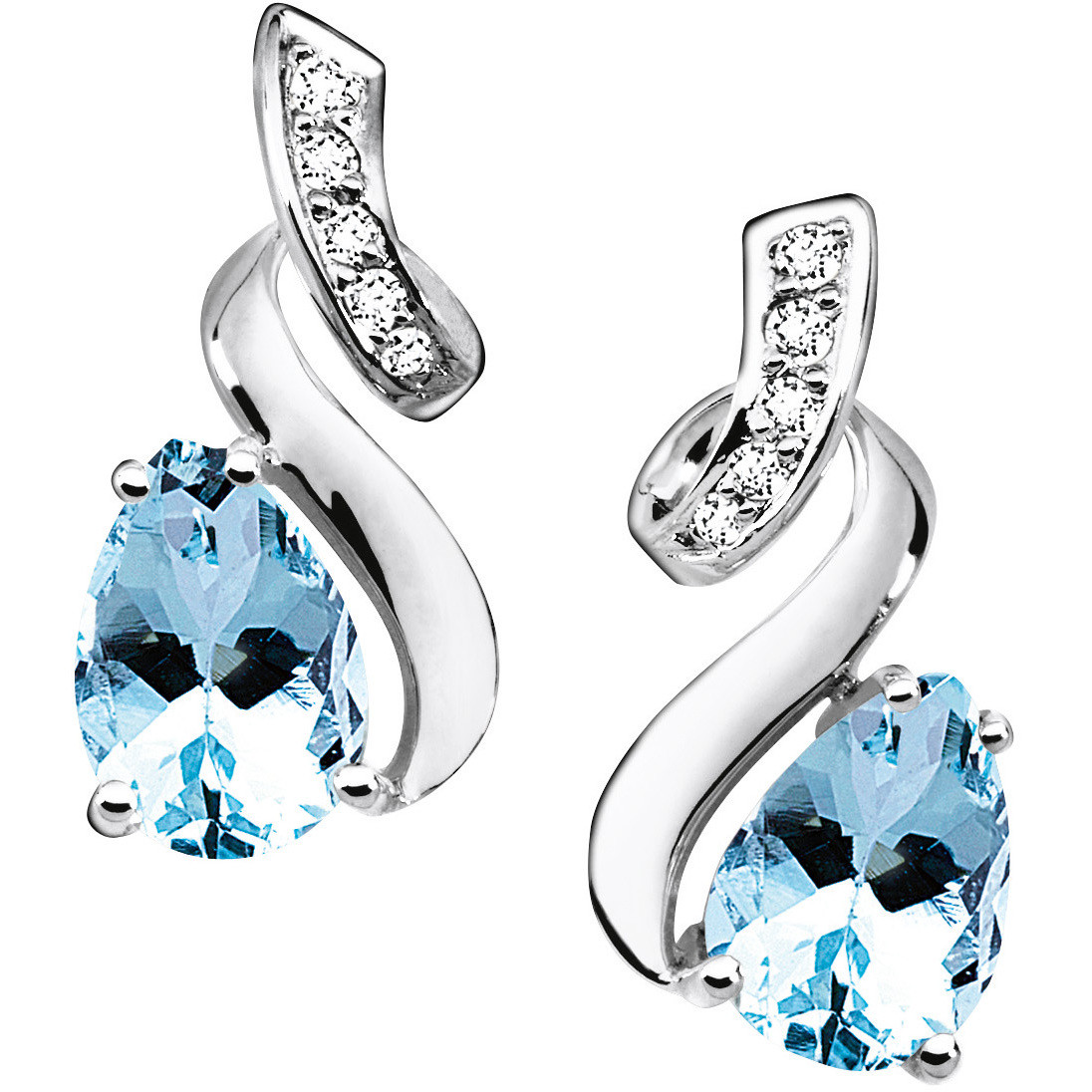 boucles d'oreille femme bijoux Comete ORQ 197