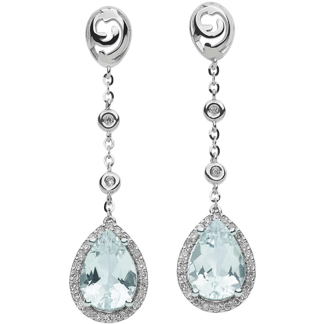 boucles d'oreille femme bijoux Comete ORQ 216
