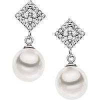 boucles d'oreille femme bijoux Comete Perla ORP 551