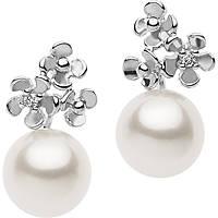 boucles d'oreille femme bijoux Comete Perle ORP 609