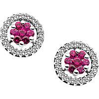 boucles d'oreille femme bijoux Comete Pietre preziose colorate ORB 520