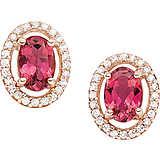 boucles d'oreille femme bijoux Comete Pietre preziose colorate ORB 586
