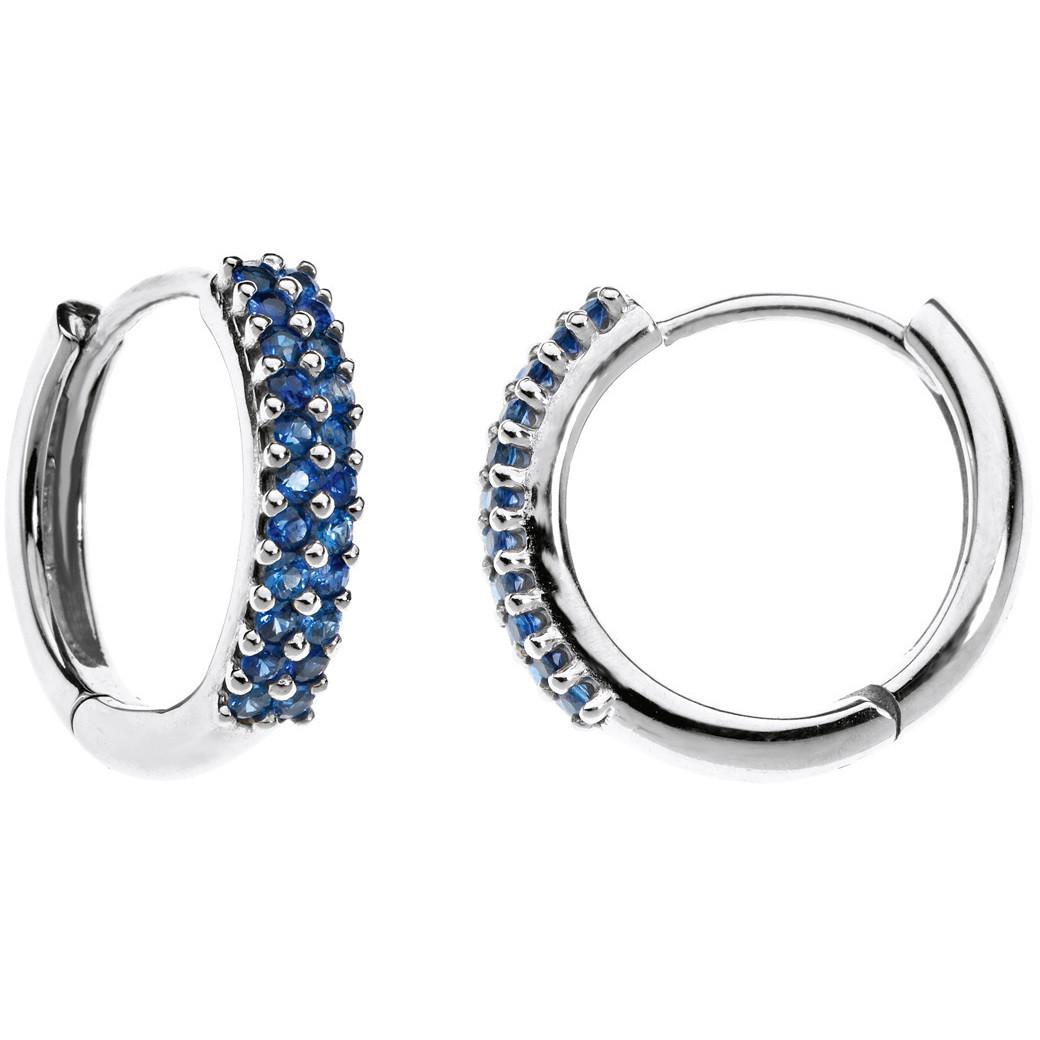 boucles d'oreille femme bijoux Comete Pietre preziose colorate ORB 617