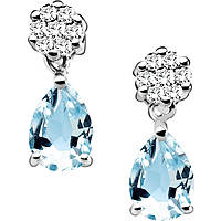 boucles d'oreille femme bijoux Comete Pietre preziose colorate ORQ 192