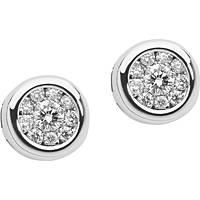 boucles d'oreille femme bijoux Comete Punti Luce ORB 823