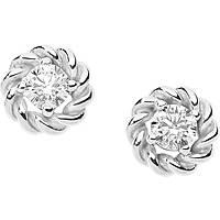 boucles d'oreille femme bijoux Comete Punti Luce ORB 875