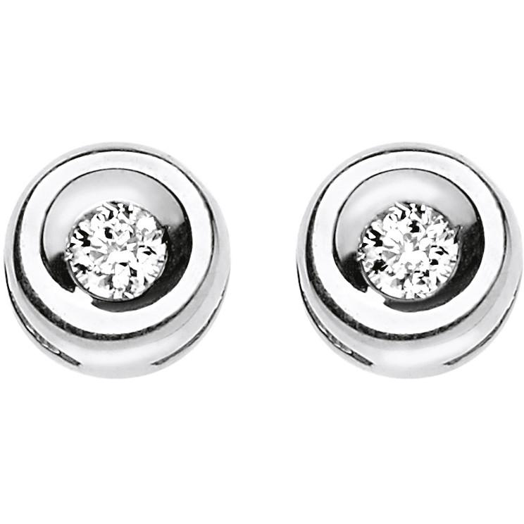 boucles d'oreille femme bijoux Comete Punto luce ORB 137